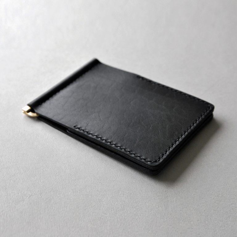 CLASSIC WALLET 經典鈔票夾・BLACK黑-封面- 本相造物所selfportrait