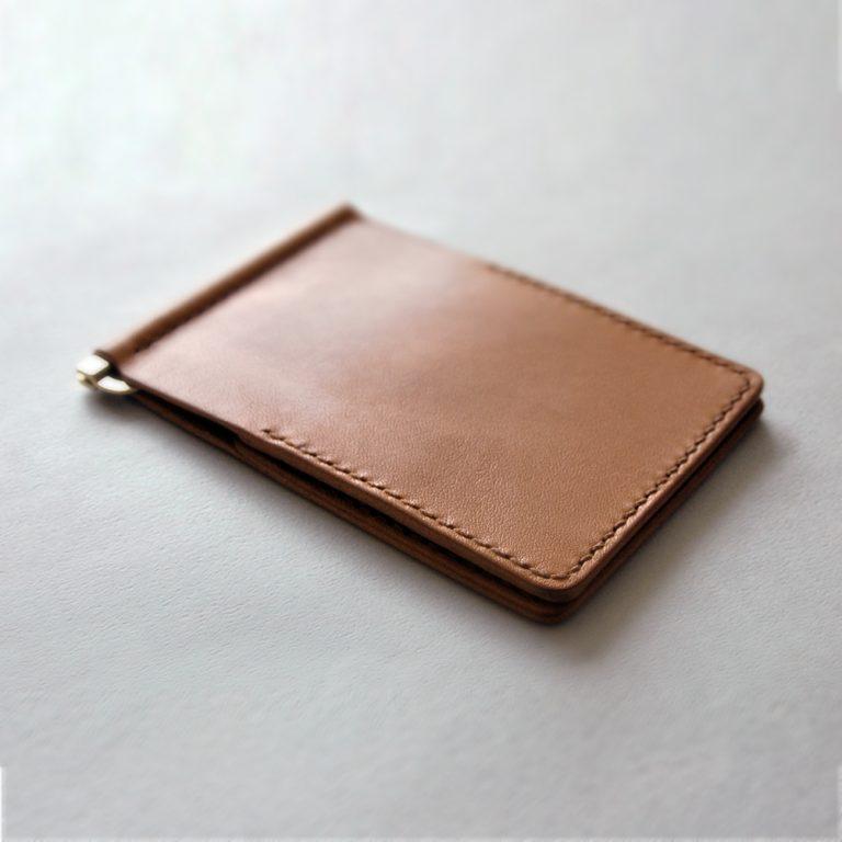 CLASSIC WALLET經典鈔票夾・BROWN棕-封面- 本相造物所selfportrait