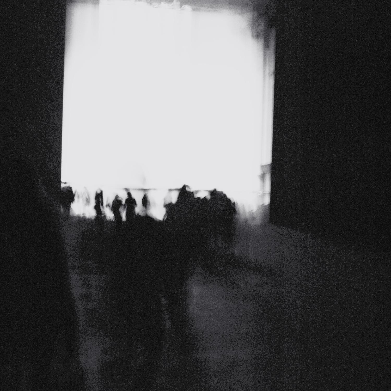 007 Blur Darkness-PHOTOGRAPHS-本相造物所selfportrait