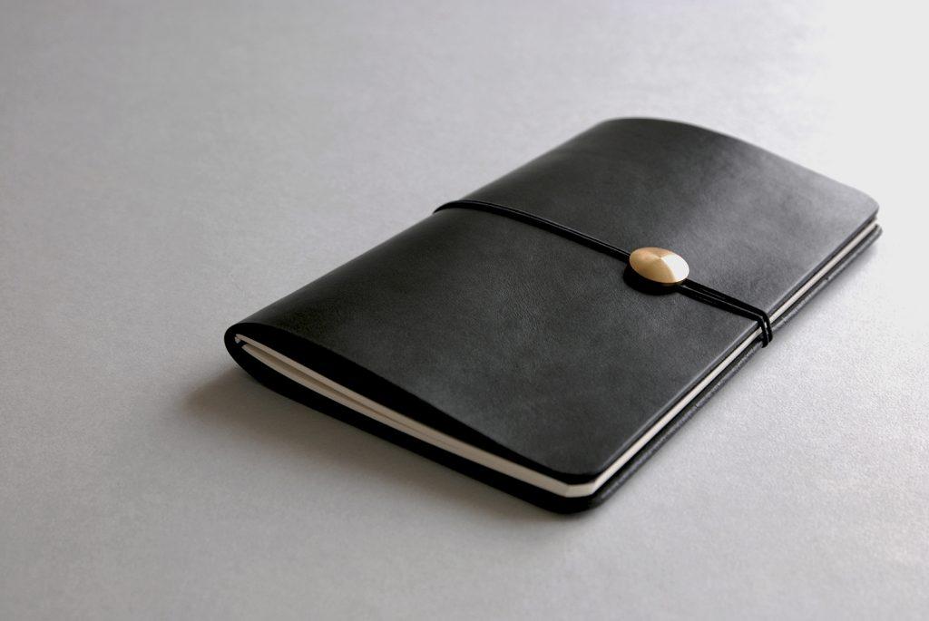 02NOTEBOOK夢想筆記本・BLACK黑色-本相造物所selfportrait