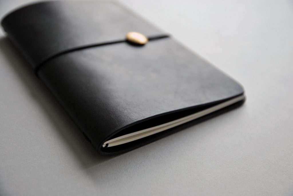 03NOTEBOOK夢想筆記本・BLACK黑色-本相造物所selfportrait