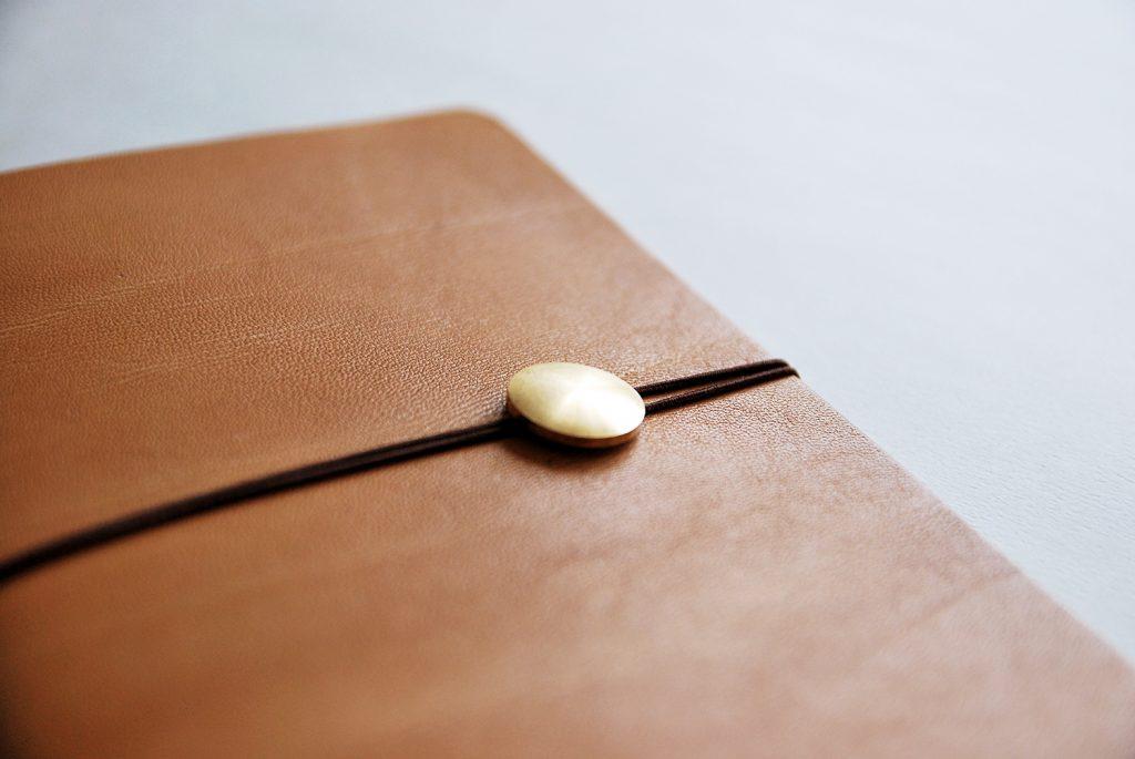 04NOTEBOOK夢想筆記本・BROWN棕色-本相造物所selfportrait