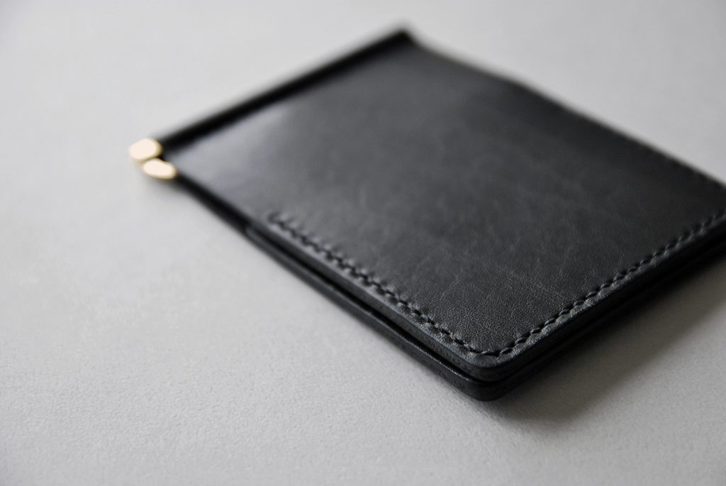 05CLASSIC WALLET經典鈔票夾-BLACK黑色-本相造物所selfportrait