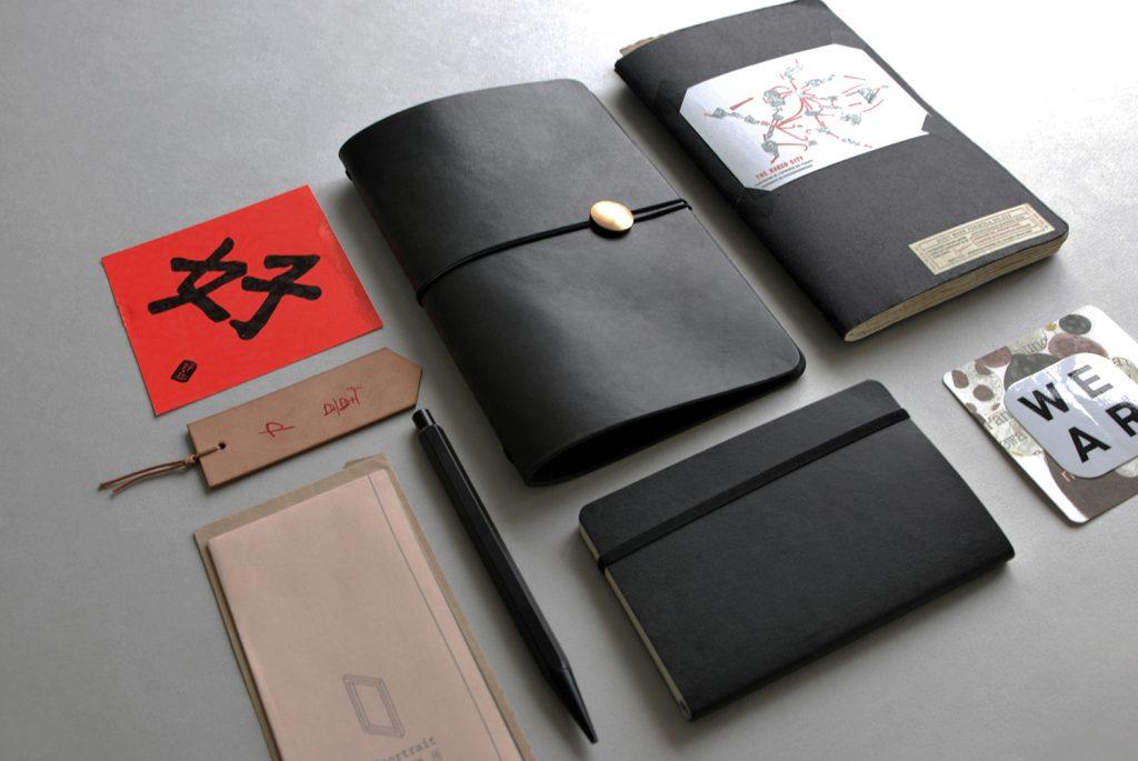 06NOTEBOOK夢想筆記本・BLACK黑色-本相造物所selfportrait