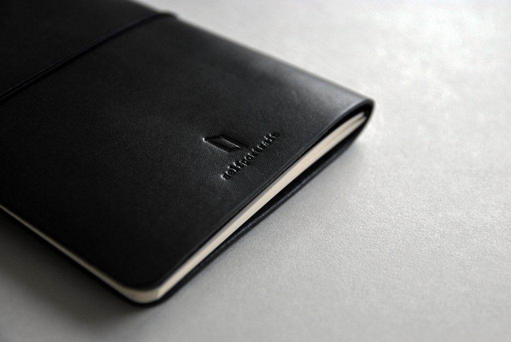 08NOTEBOOK夢想筆記本・BLACK黑色-本相造物所selfportrait