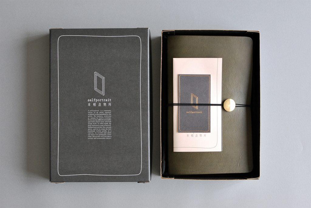 09NOTEBOOK夢想筆記本・OLIVE GREEN橄欖綠-本相造物所selfportrait