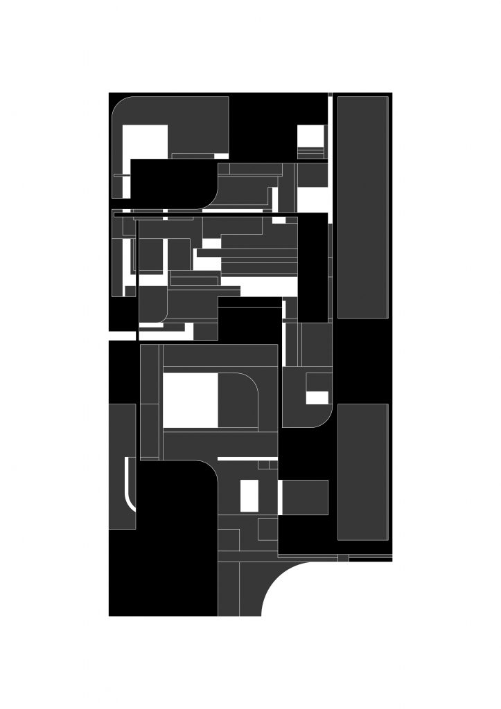 ONE-SPACE ARCHITECTURE (CUBOID)