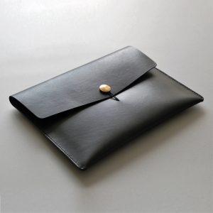 ENVELOPE 質人手拿包・BLACK黑-封面- 本相造物所selfportrait