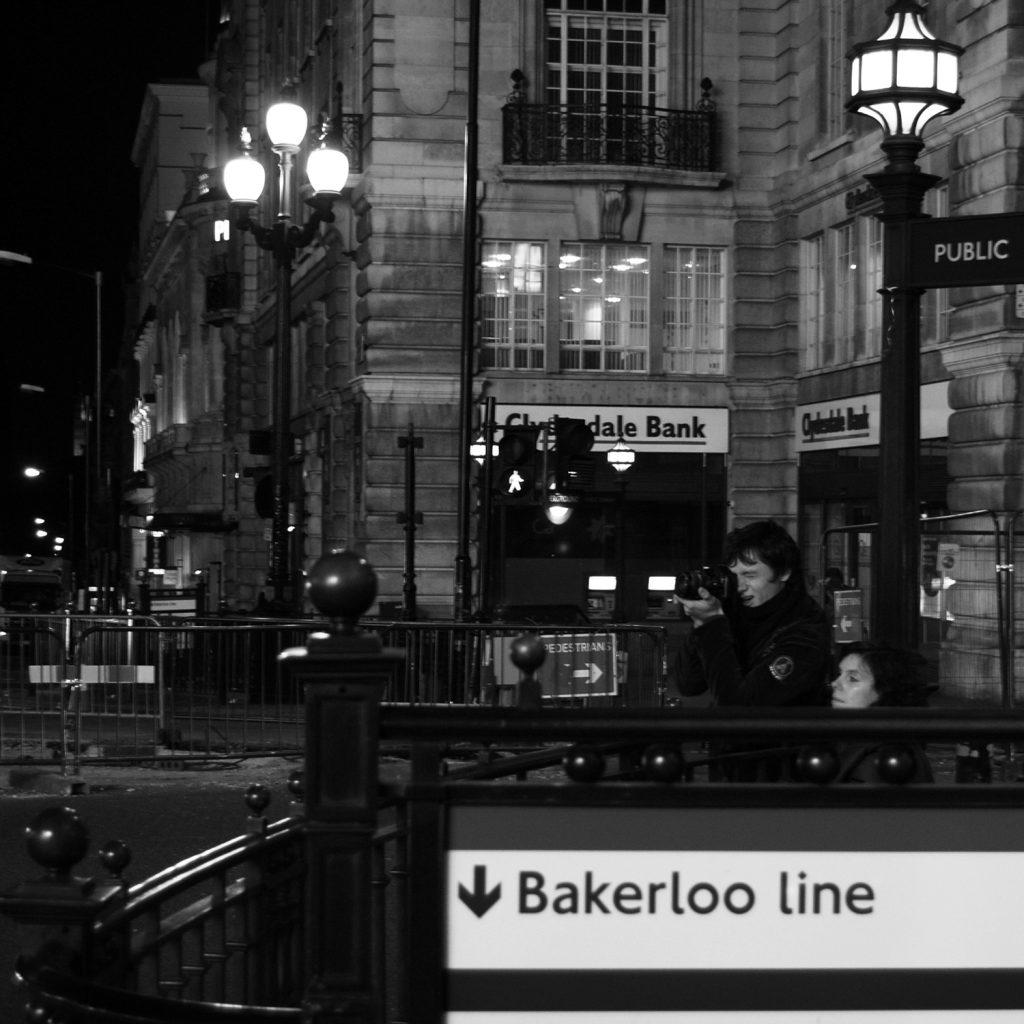 BBAKERLOO LINE SHOOTER-PHOTOGRAPHS 004 -本相造物所selfportrait