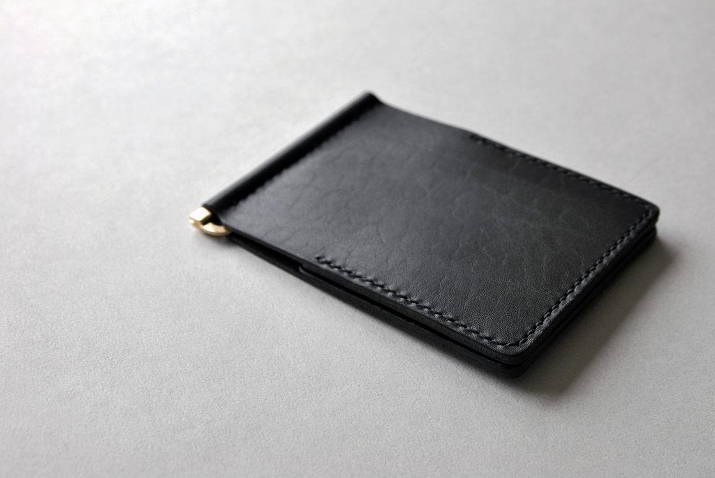 01CLASSIC WALLET經典鈔票夾-BLACK黑色-本相造物所selfportrait