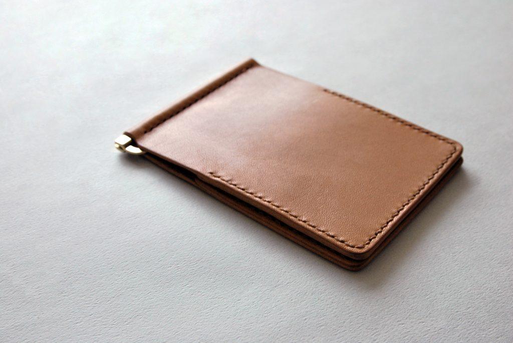 01CLASSIC WALLET經典鈔票夾-BROWN棕色-本相造物所selfportrait
