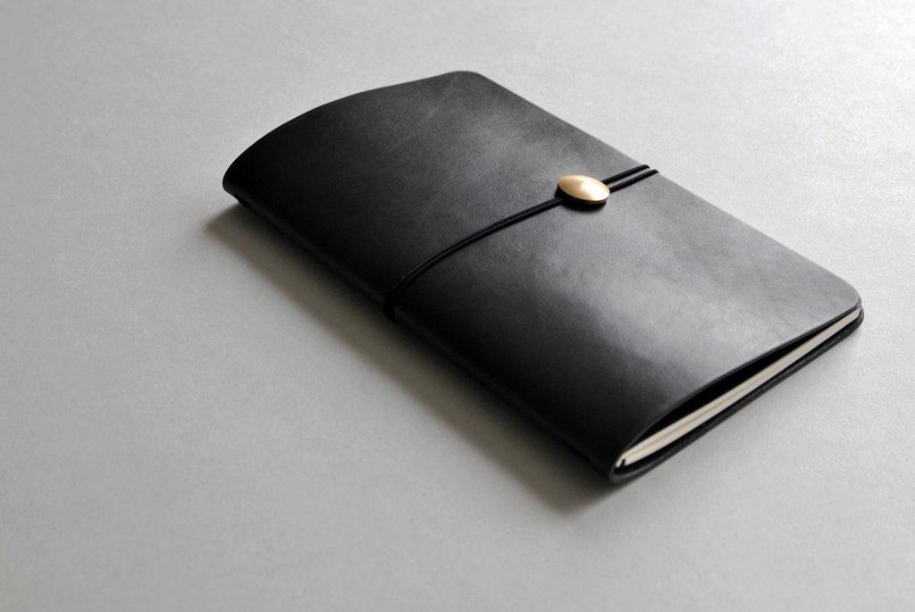 01NOTEBOOK夢想筆記本・BLACK黑色-本相造物所selfportrait
