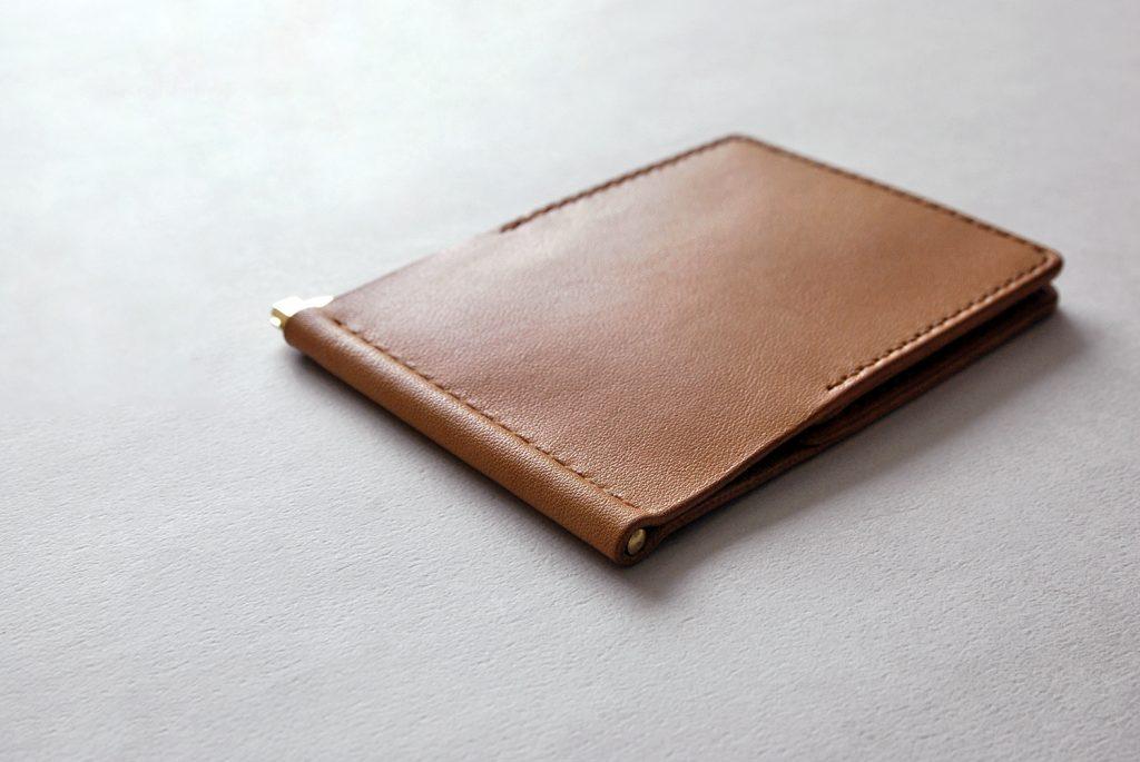 02CLASSIC WALLET經典鈔票夾-BROWN棕色-本相造物所selfportrait