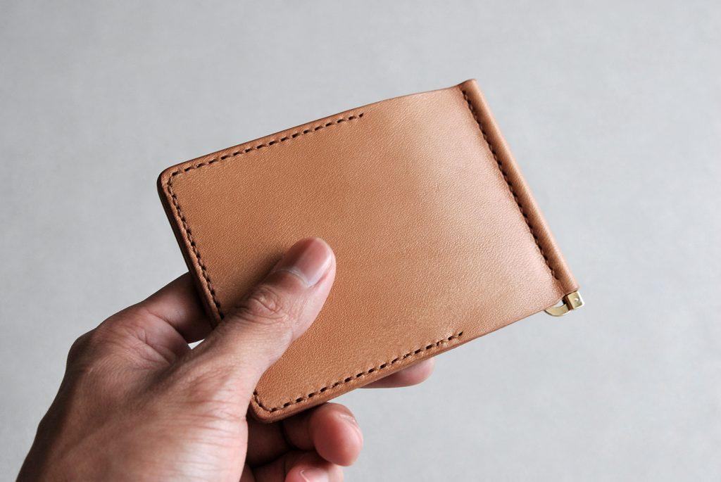 04CLASSIC WALLET經典鈔票夾-BROWN棕色-本相造物所selfportrait