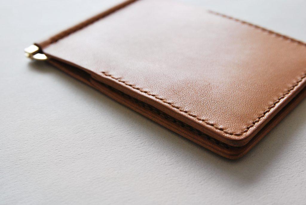 05CLASSIC WALLET經典鈔票夾-BROWN棕色-本相造物所selfportrait