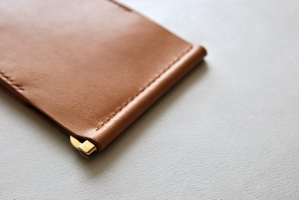 06CLASSIC WALLET經典鈔票夾-BROWN棕色-本相造物所selfportrait